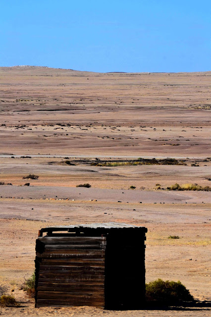 Landscape view Namibia