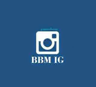 BBM Mod Instagram v2 Based v2.8.0.21 Apk