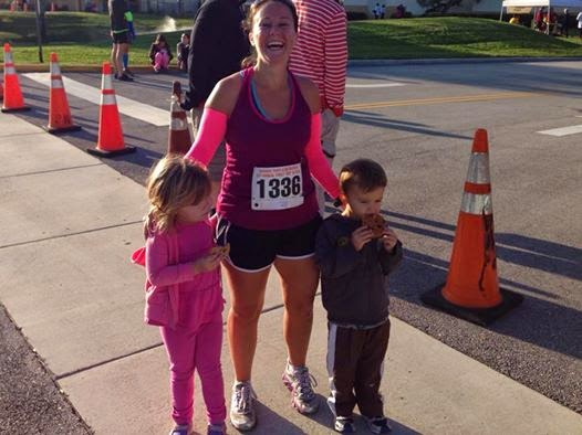 Kids and I: Turkey Trot 5K 2013