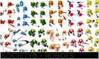 SOCIETY6 · ROBOTS