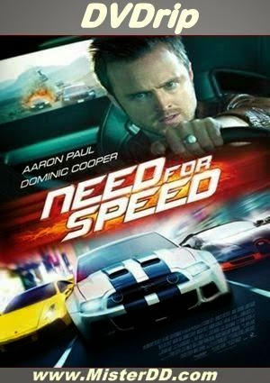 Need For Speed (2014) [DVDRip]