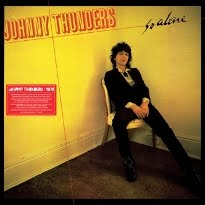 "JOHNNY THUNDERS - ""So Alone [Exclusive European 40th Anniversary Edition]"""