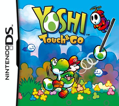 Yoshi Touch & Go (Español) (Nintendo DS)