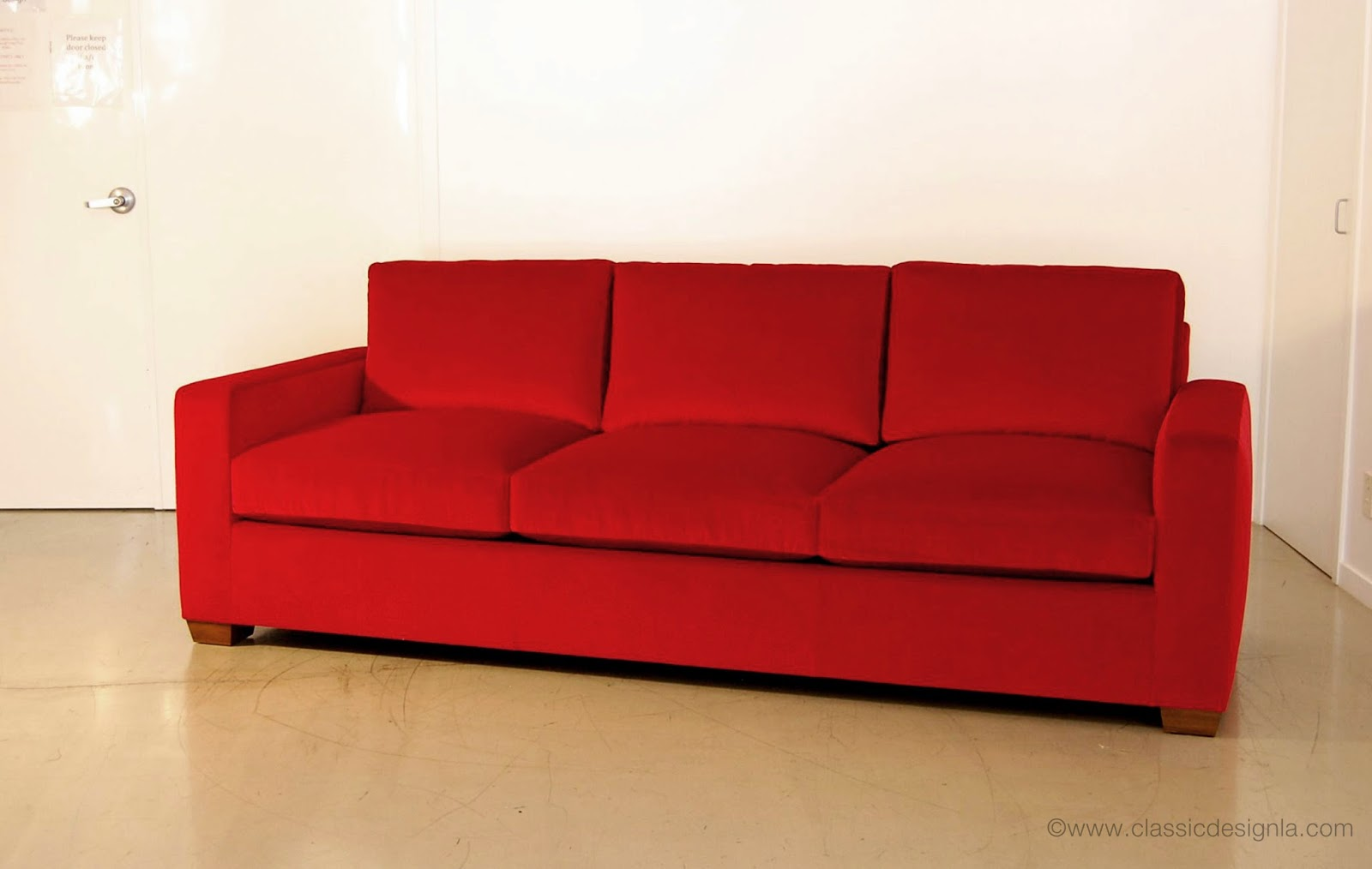 Classic Design Jean Michel Frank Sofa Series