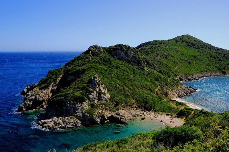 Friends of Corfu: Corfu island, Greece
