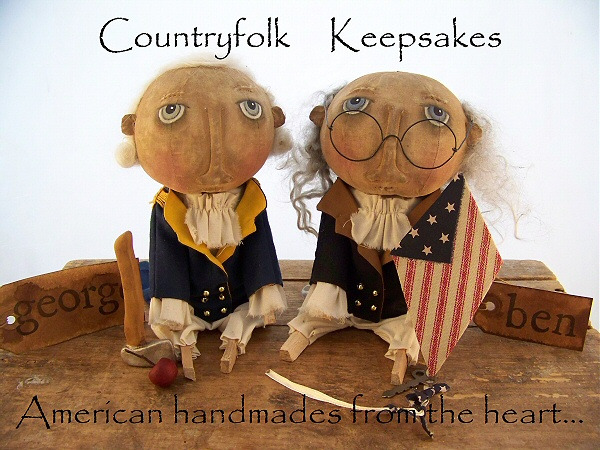 Countryfolk Keepsakes