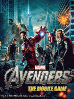 Screenshots of the Avengers The Mobile Game for Android tablet, phone.