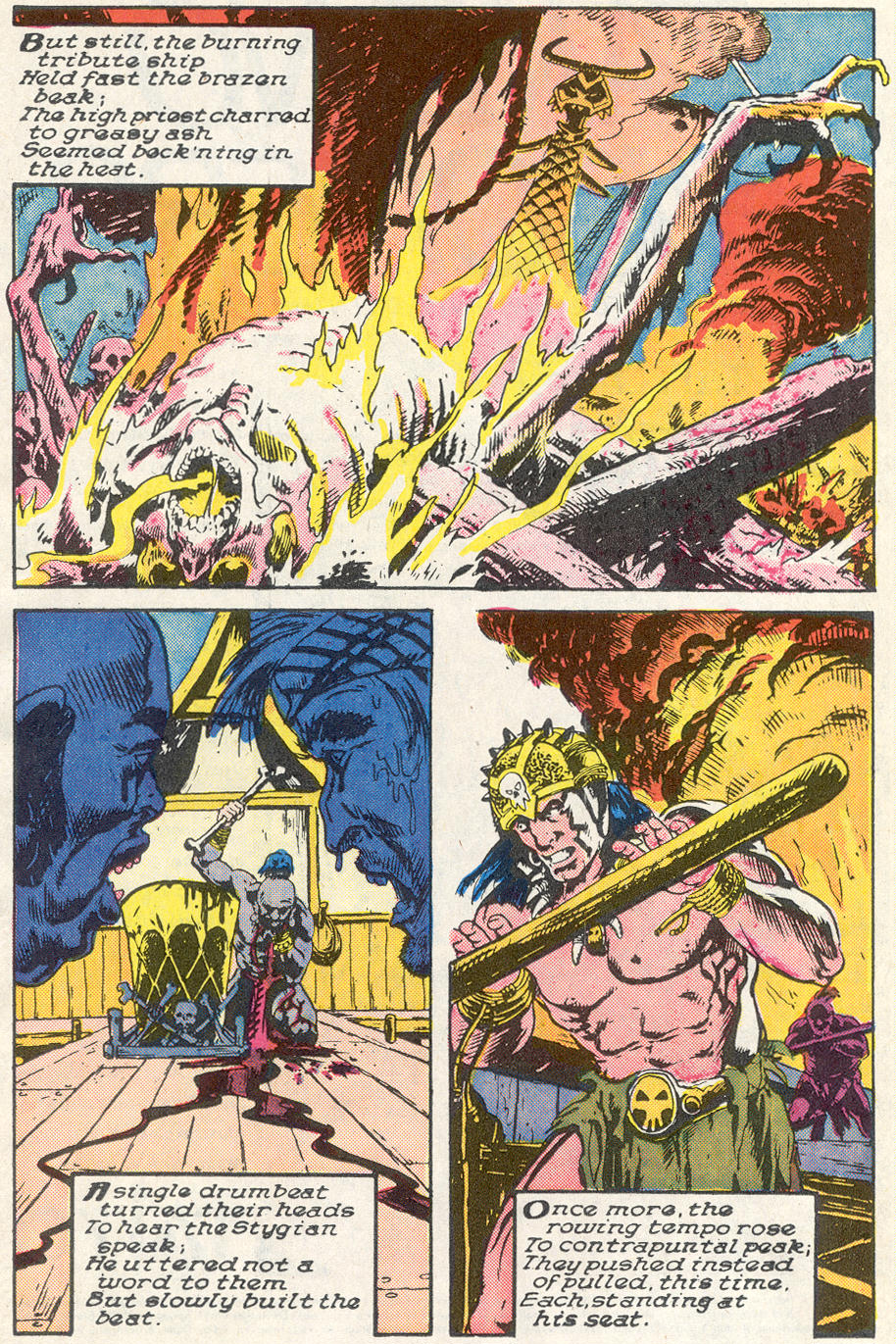 Conan the Barbarian (1970) Issue #221 #233 - English 18