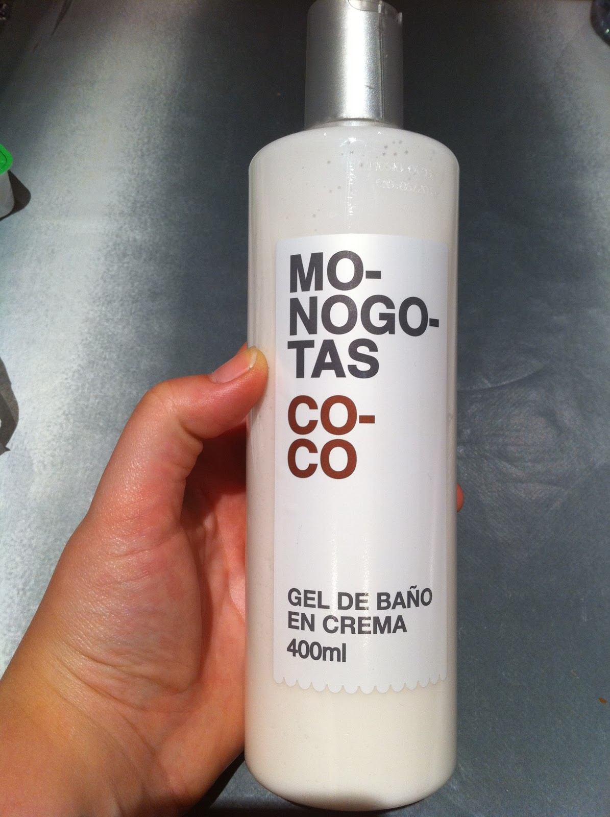 Porque Mi Baño Huele Feo:Missisters: Gel de baño Monogotas de Mercadona