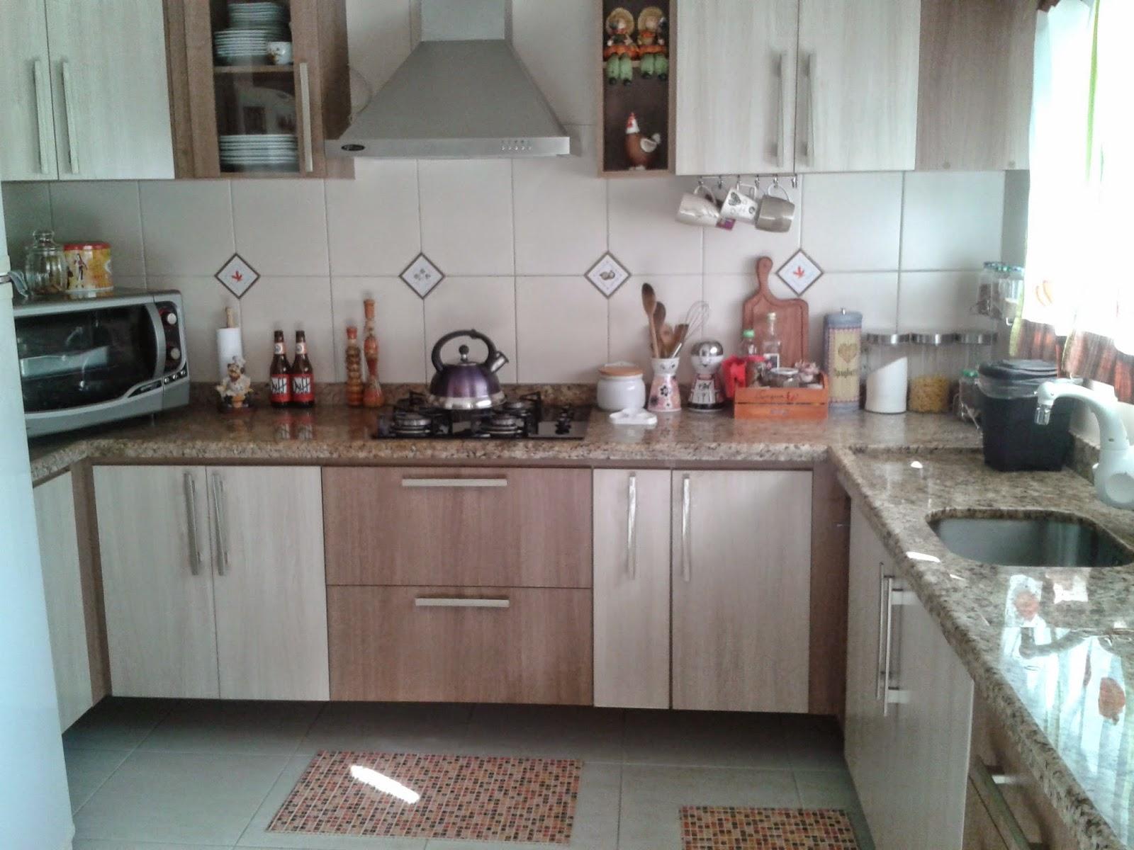 Cozinha Organizada Best Depois Cozinha Cozinhas Modernas Por