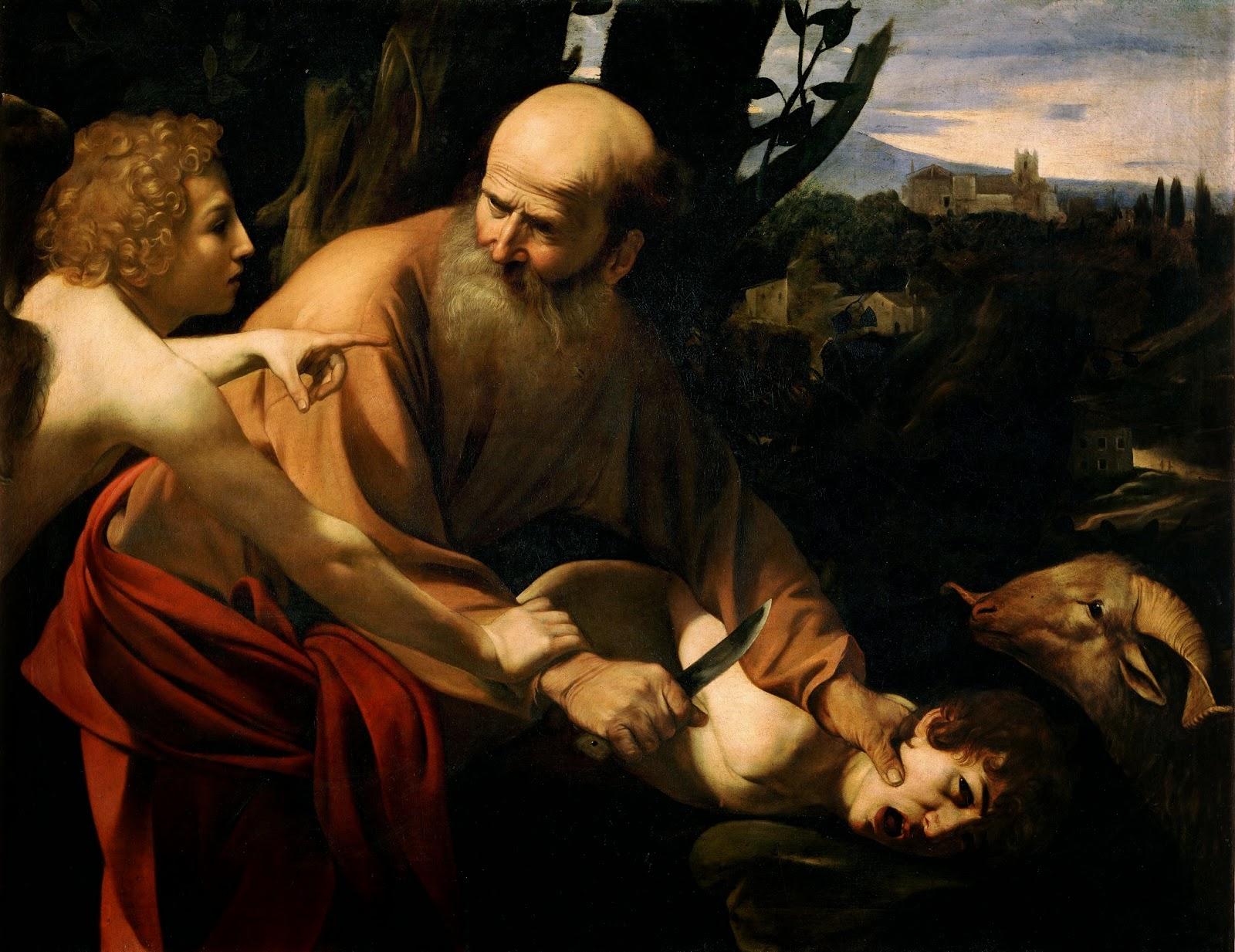 Abraham Sacrifice