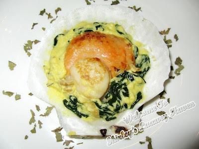 gryphon tea lemon myrtle pan seared scallops recipes