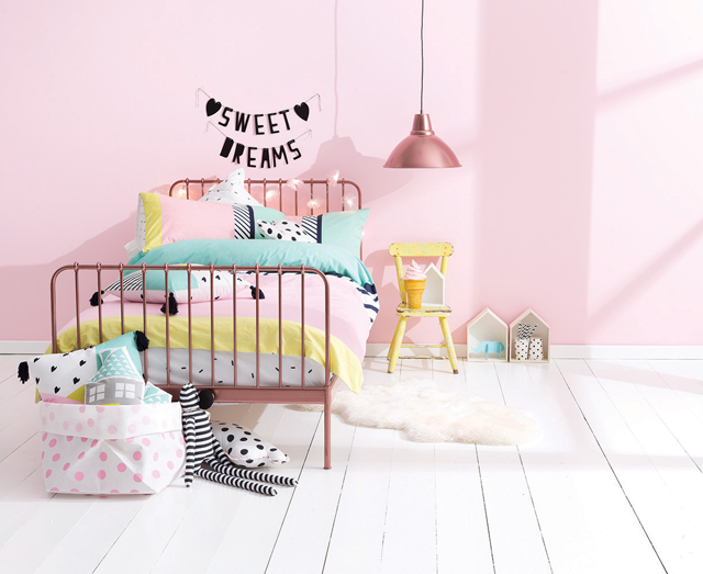 Bright And Colorful Bedroom Ideas For Kids