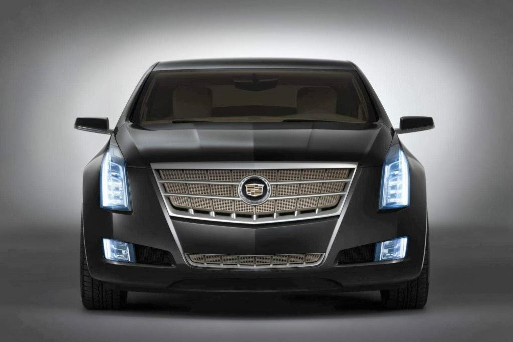 Cadillac XTS Car Wallpaper #585