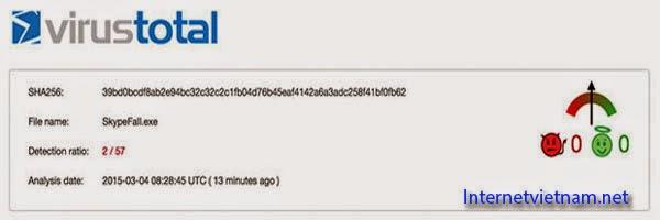 Phát Hiện Mã Độc Mới Phát Tán Trên Skype 7