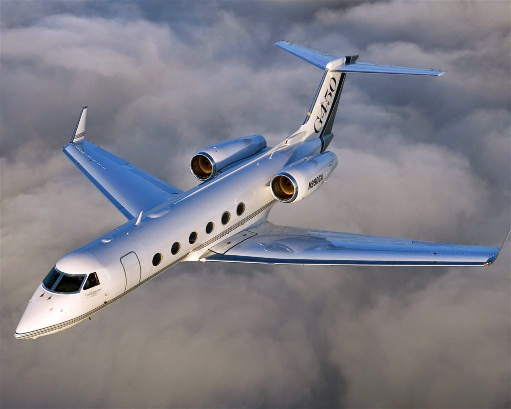 Gulfstream G450 Review