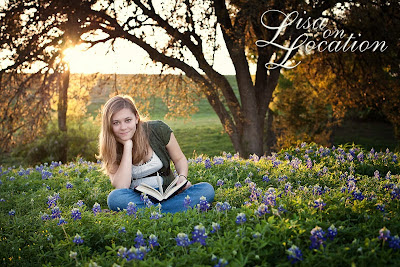 Lisa On Location photography bluebonnet portraits for New Braunfels, San Antonio, Austin and San Marcos