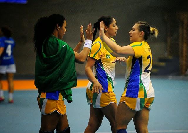 ODESUR: Brasil venció sin problemas a Paraguay | Mundo Handball