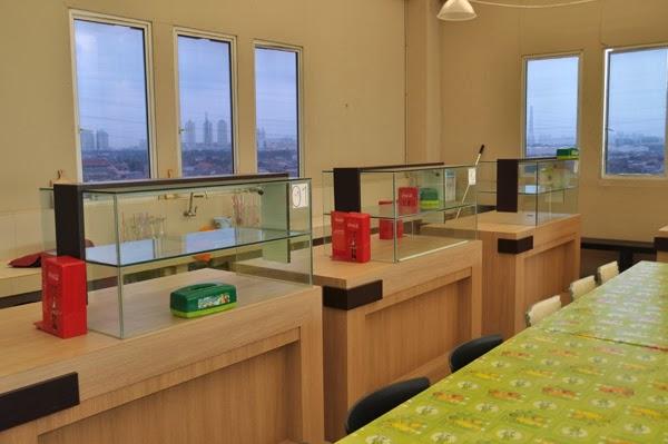 Jasa kitchen set jasa pembuatan etalase murah for Cara bikin kitchen set