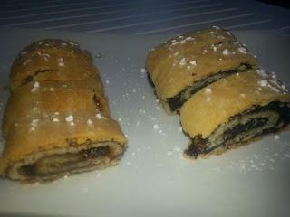 עוגיות (רולדות) במילויים שונים