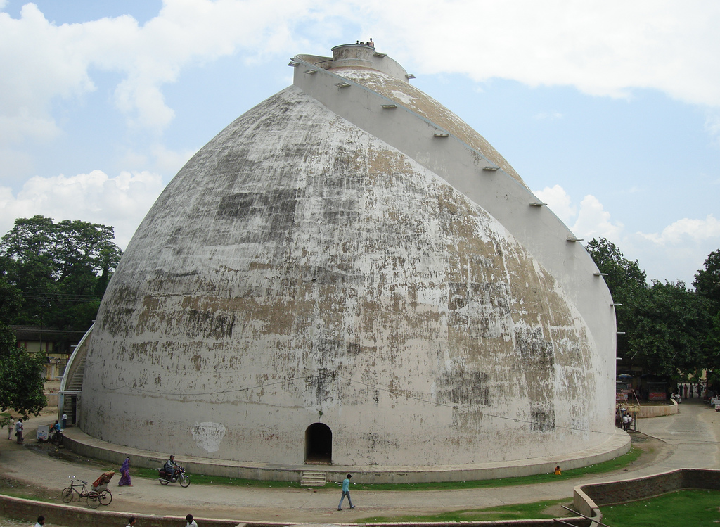 Patna (Bihar) India  city images : Gol Ghar Patna, Bihar ~ Popular Temples of India