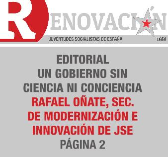 Un gobierno sin ciencia ni conciencia - Rafa  Oñate - JSE.org
