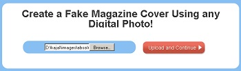 Magmypic.com: Make Your Fake Magazine Cover Photo