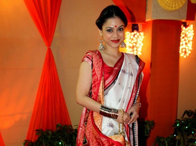 Sumona Chakravarti HD Wallpaper