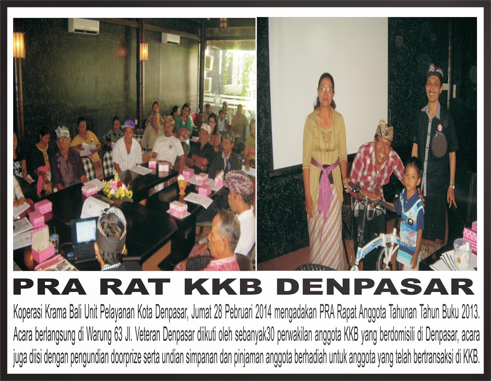 Pra RAT Denpasar