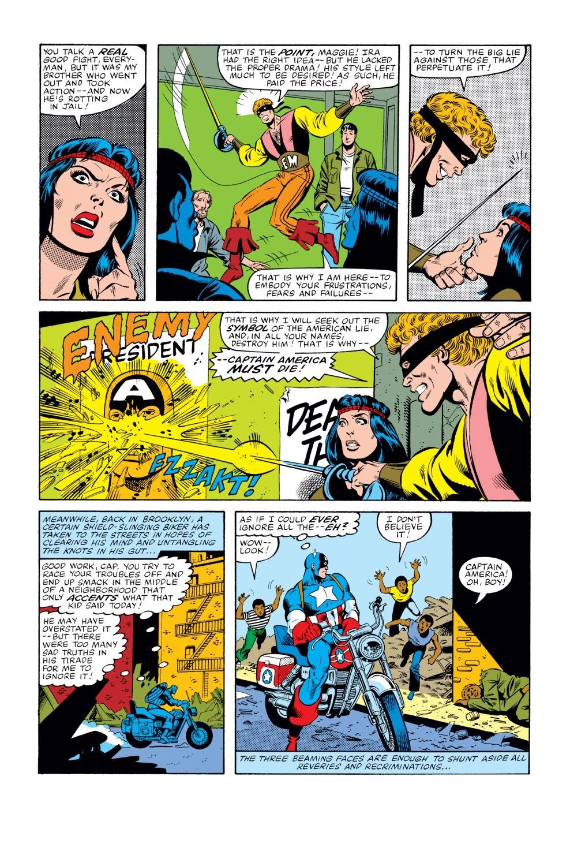 Captain America (1968) Issue #267 #182 - English 8