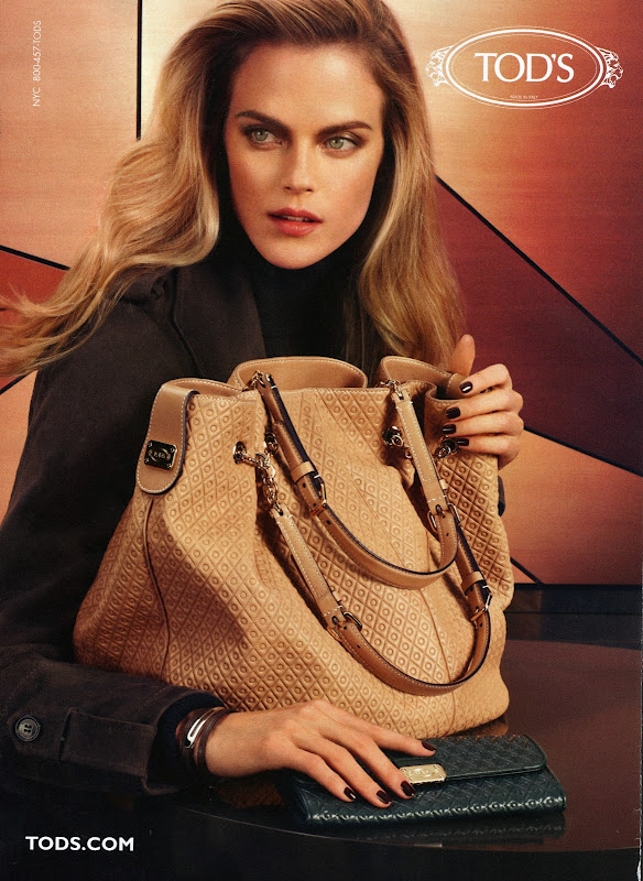 Things I Want: Tod's Fall Ad Campaign Part 2