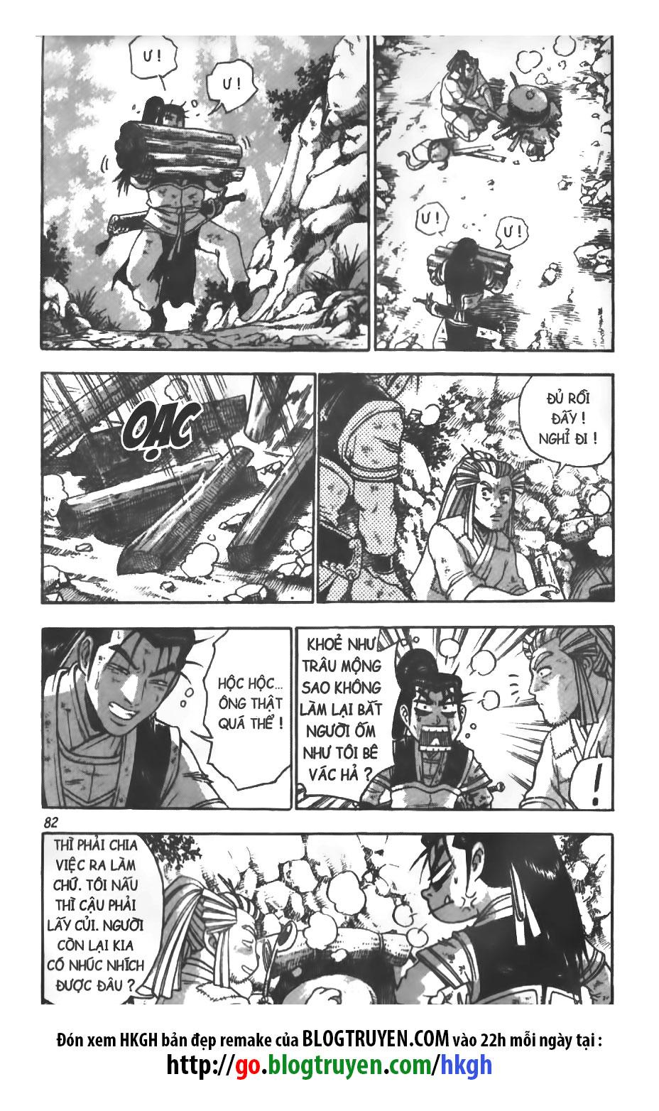 Hiệp Khách Giang Hồ - Hiệp Khách Giang Hồ Chap 281 - Pic 26