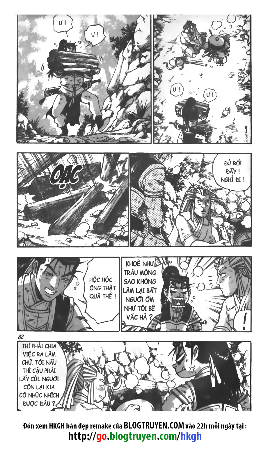 Hiệp Khách Giang Hồ chap 281 Trang 26 - Mangak.info