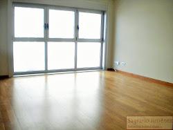 Apartamento en alquiler en Ronda de Montealto, vistas, garaje. A Coruña