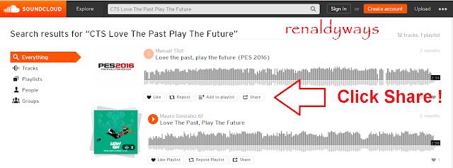 Cara Memasang Widget Musik Sound Cloud Di Blog Responsive