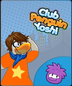 Club penguin Yoshi