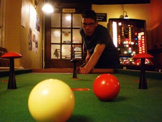 Bar Billiards in Baldock, Hertfordshire