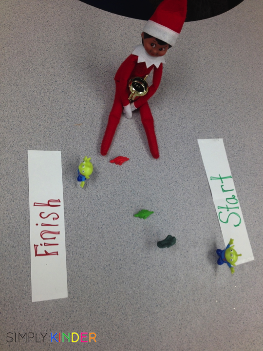 Classroom Elf Ideas ~ More classroom elf ideas simply kinder
