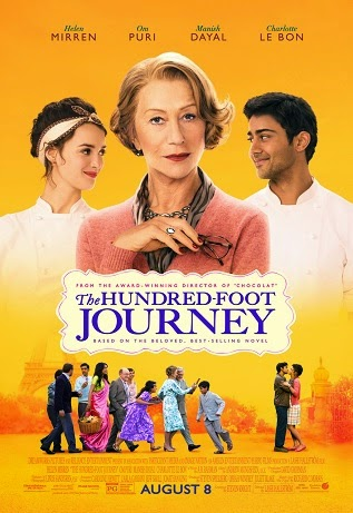 The Hundred-Foot Journey - film cover