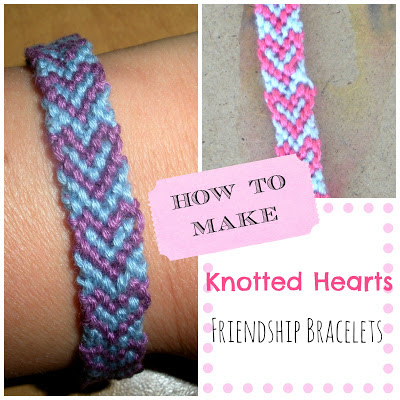 friendship bracelet instructions for kids