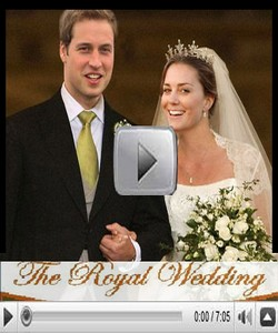 royal wedding of prince william and kate middleton live stream video