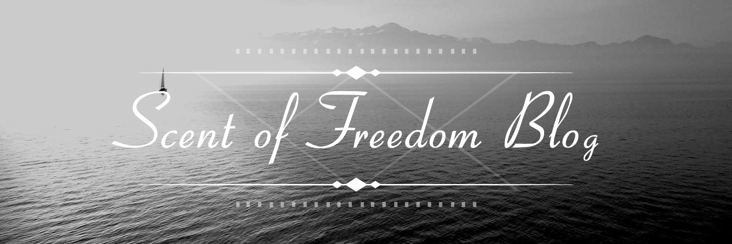 Scent Of Freedom Blog