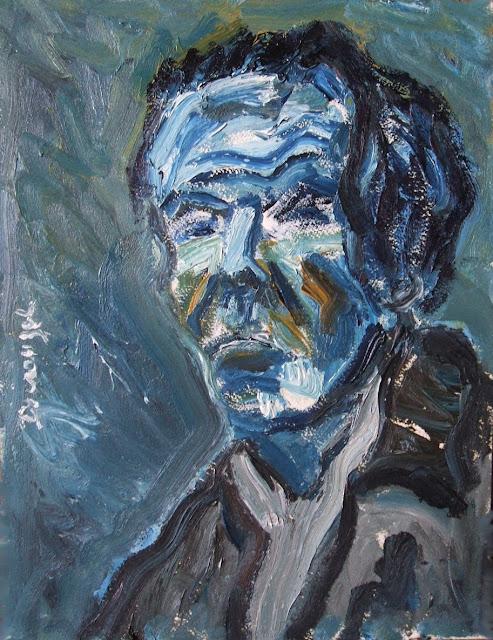 Louis-Ferdinand Céline par Decrouzol