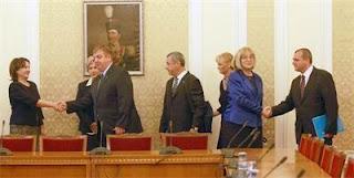След близо 3 часа преговори Патриотите влизат в коалиция, но без министри