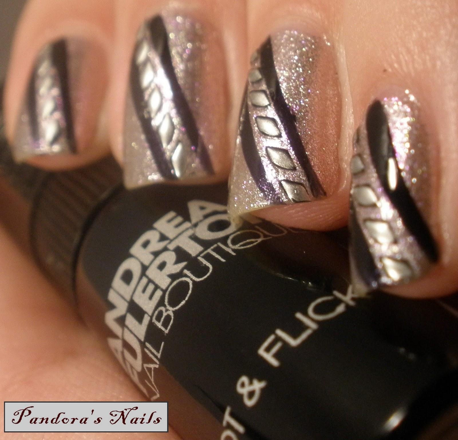 Pandora\'s Nails: October 2011