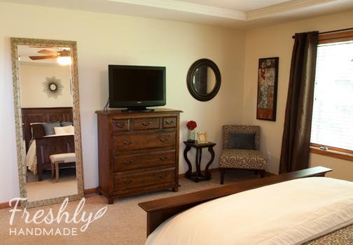 Freshly Handmade Ssu Master Bedroom New Dresser And Bookshelves