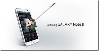 Kelebihan Samsung Galaxy Note 2