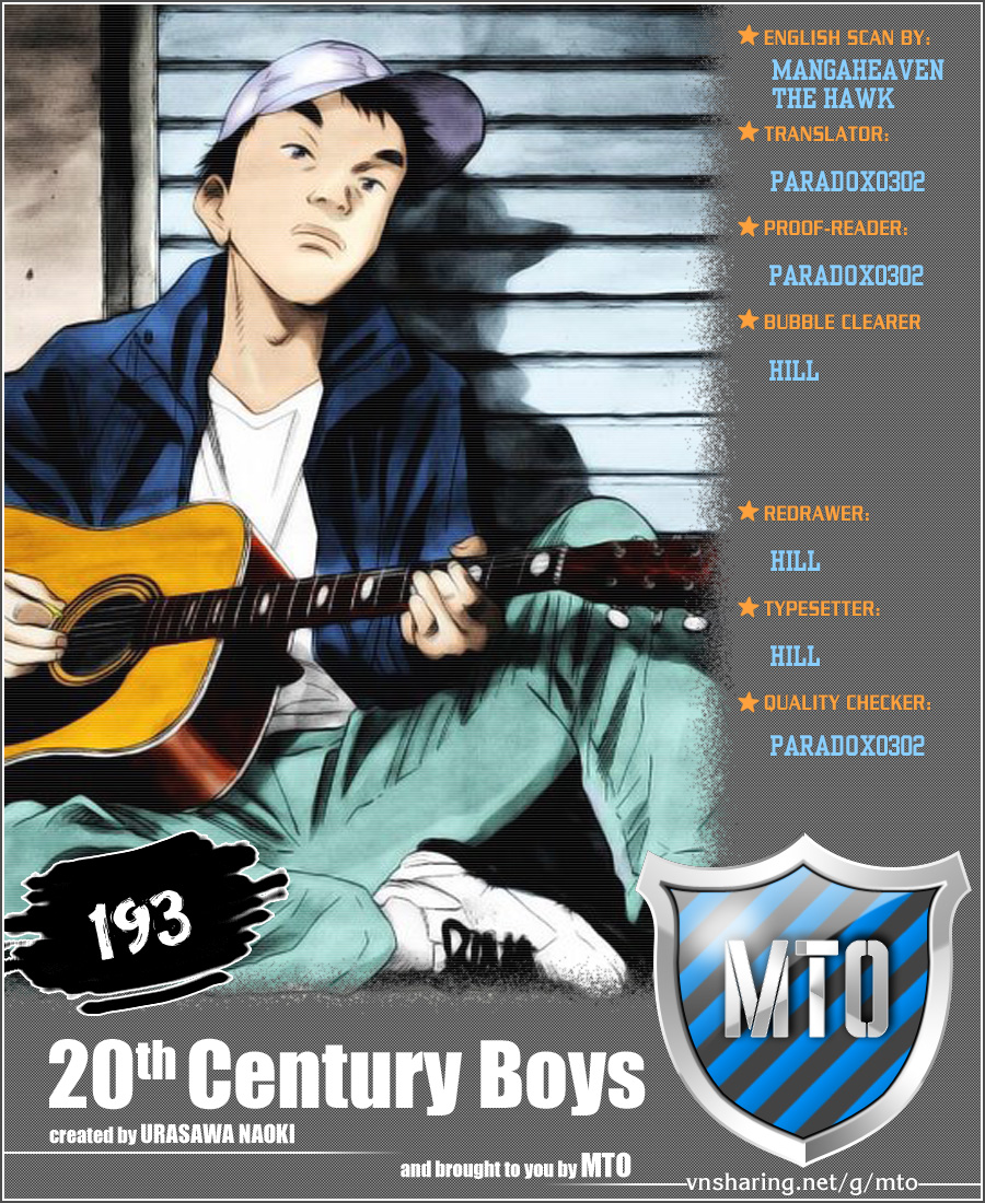 20th Century Boys  Chap 193 - Truyenmoi.xyz