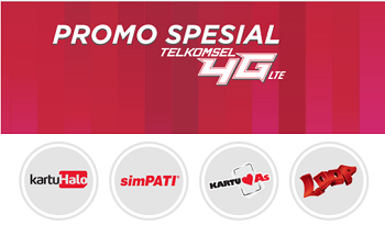 Kartu Perdana Telkomsel 4G LTE Cara Daftar Paket Internet Terbaru