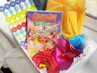 Scooby Doo, Scooby-Doo Spooky Games, Scooby Doo DVD